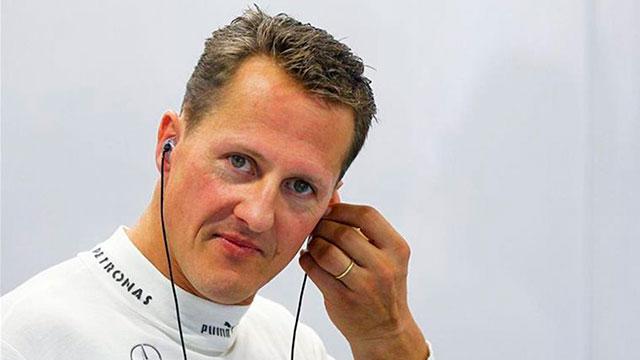 "Michael Schumacher está ""en buenas manos""."