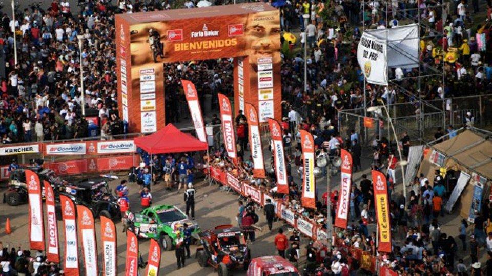 El Dakar 2019 ya está en marcha en Perú.