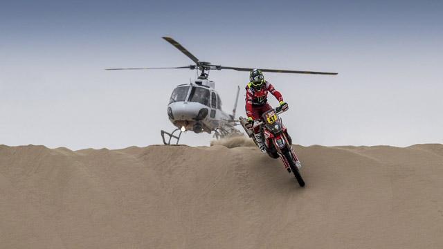 Brabec arrebata a Quintanilla el liderato del Dakar en motos