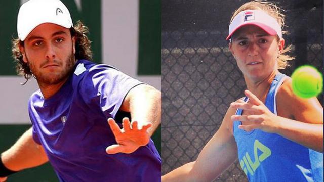 El santiagueño y la rosarina siguen adelante en el Australia Open.