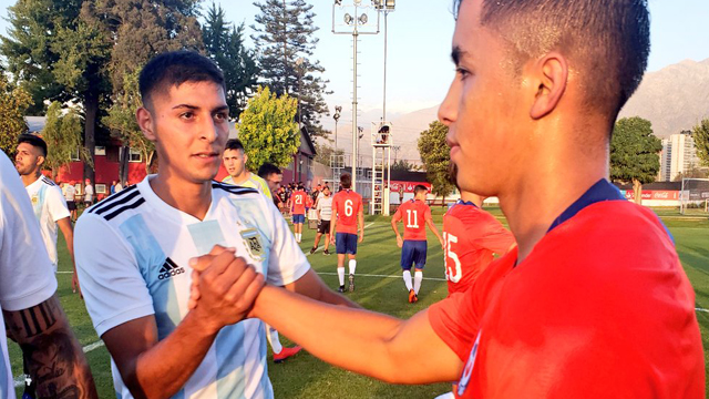Buena victoria para los juveniles de la Allbiceeleste de cara al Sudamericano.