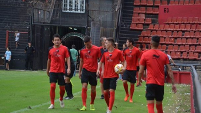 El elenco santafesino vuelve a jugar por la Superliga.