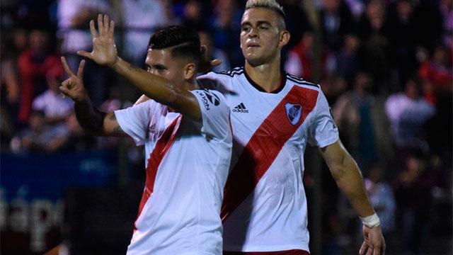 En Montevideo, River superó a Nacional en el único amistoso de pretemporada