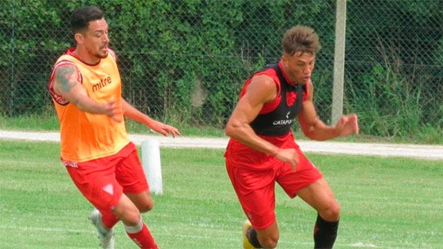 El Rojinegro igualó con Los Andes. (@ClubPatronatoOf)