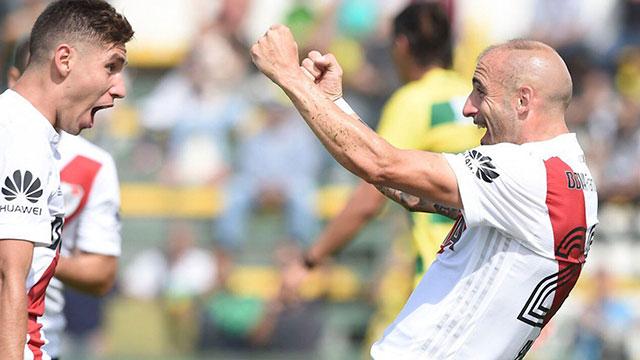 River vuelve a jugar por la Superliga y recibe a Defensa y Justicia