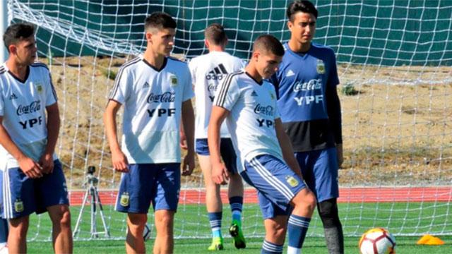 Sudamericano Sub 20: Argentina pone en marcha su ilusión en Chile