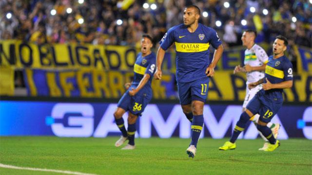 Boca logró su primera victoria con Alfaro en el banco.