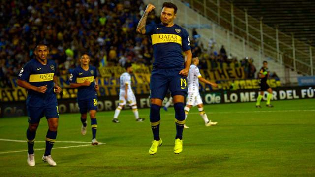 """""""En el partido pasado se puso en mente luchar"""", expresó Mauro."""