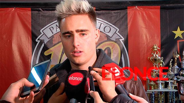 Ezequiel Rescaldani, con chances de retornar al fútbol de Colombia.