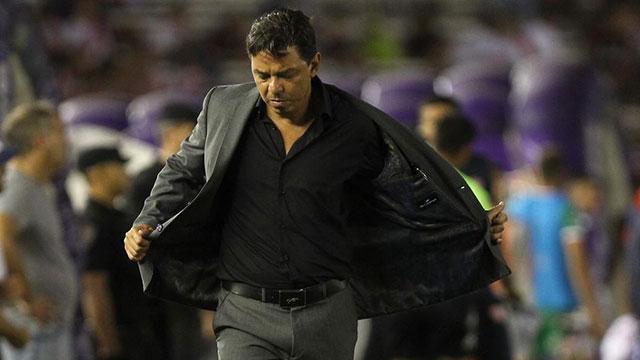 Gallardo aseguró que los jugadores atraviesan una etapa