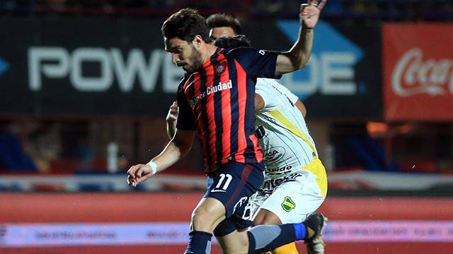Defensa-San Lorenzo, el partido destacado de este viernes.