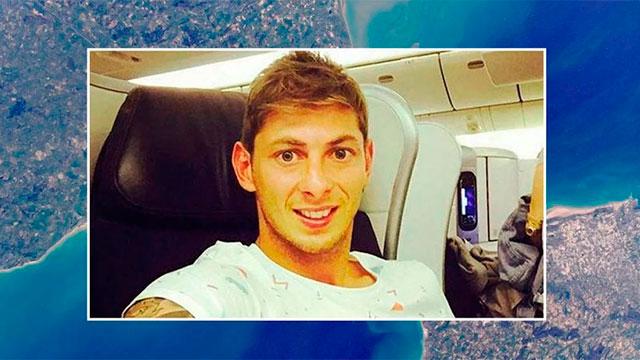 El cuerpo de argentino será buscado dentro del avión.