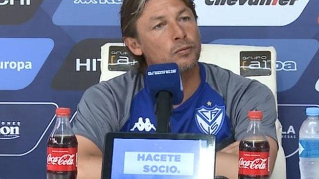 """""""Tenemos que preparar el próximo partido y buscar una victoria"""", dijo Heinze."""