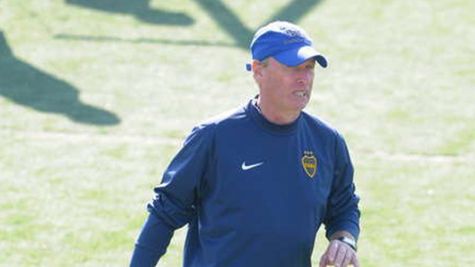 Regenhardt volvió a manejar los juveniles de Boca como en la Era Bianchi.