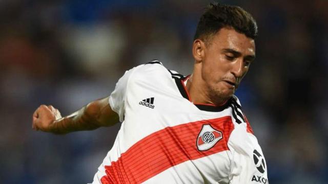 """""""Ojalá que éste año sea lleno de alegría para Belgrano"""", expresó el Oreja."""