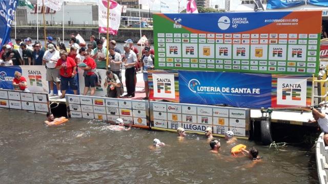 La capital santafesina disfrutó de la clásica maratón.