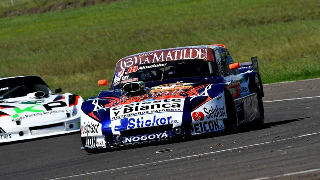 En el segundo lugar quedó Nicolás Ghirardi con su Ford.