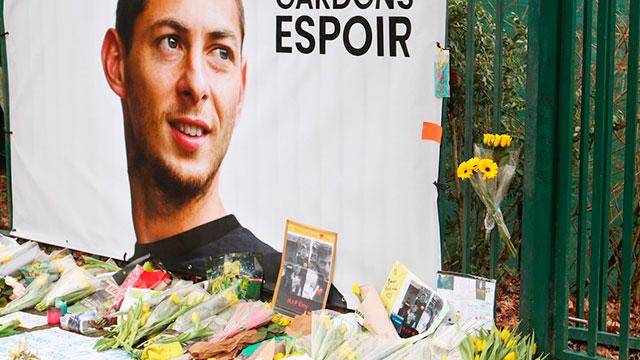 El cuerpo del futbolista ya está en Argentina.