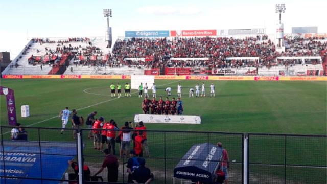 Superliga: En el Grella, Patronato iguala con Aldosivi