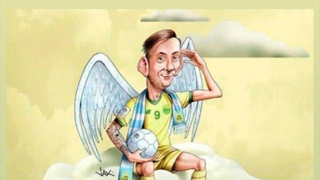 Los mensajes del mundo del fútbol para Emiliano Sala.