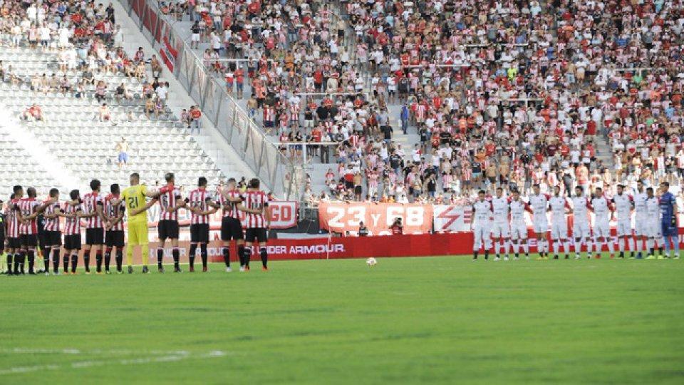 Patronato y el aplauso para Emiliano Sala.