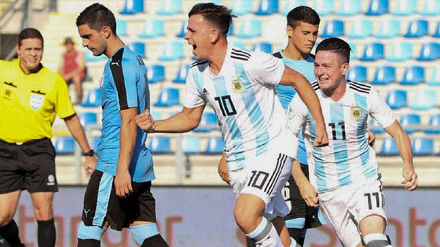 Argentina busca el título y la sentencia de Brasil.