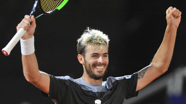 El Topito Londero conquistó el Córdoba Open.
