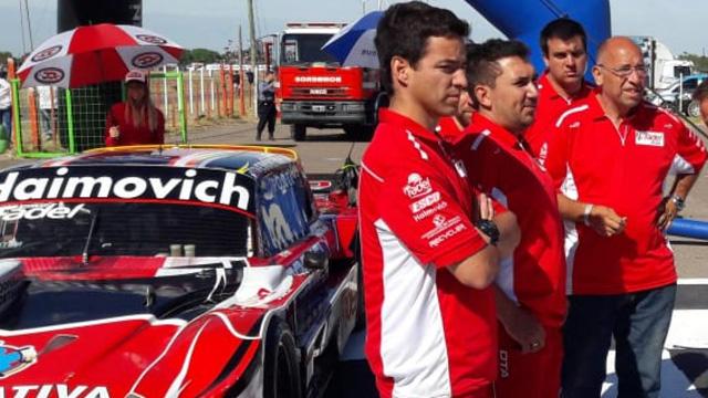 La CAF de la ACTC informó una sanción de multa para el equipo DTA Racing.