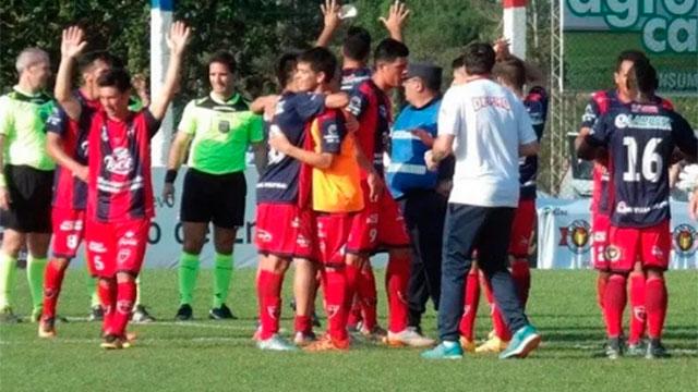 El Depro derrotó a Juventud Unida de Gualeguaychú.