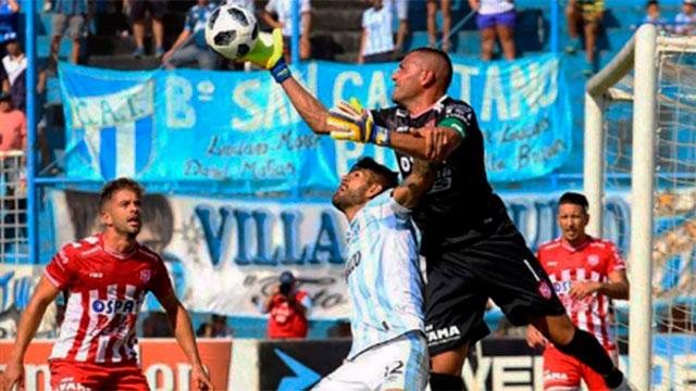 Unión recibirá a Atlético Tucumán.
