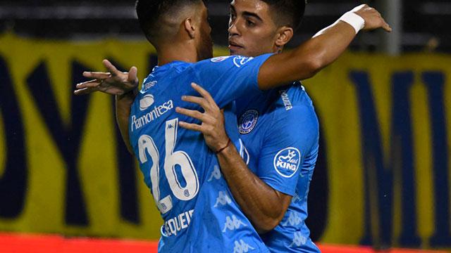 Belgrano choca en Córdoba ante San Lorenzo, bajo la atenta mirada de Patronato