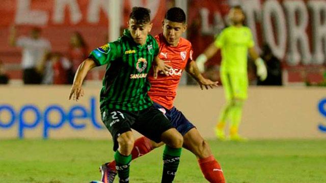 Independiente visita a San Martín de San Juan, en un choque de realidades diferentes