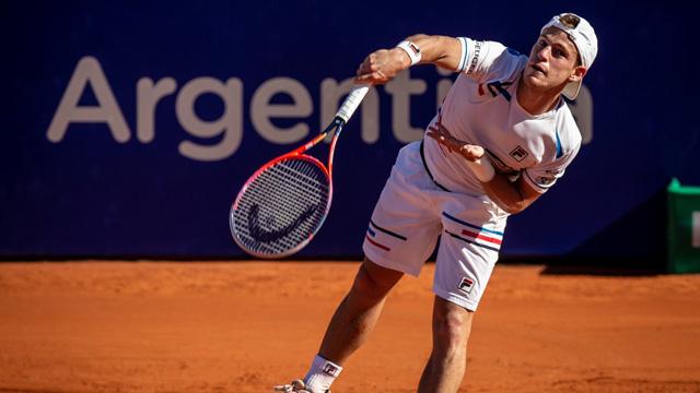 Schwartzman es finalista del Argentina Open y definirá con el italiano Cecchinato