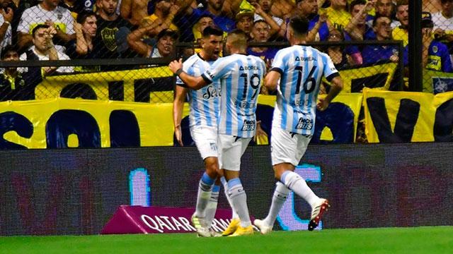 Superliga: Boca cayó con Atlético Tucumán y se despidió de la lucha por el título
