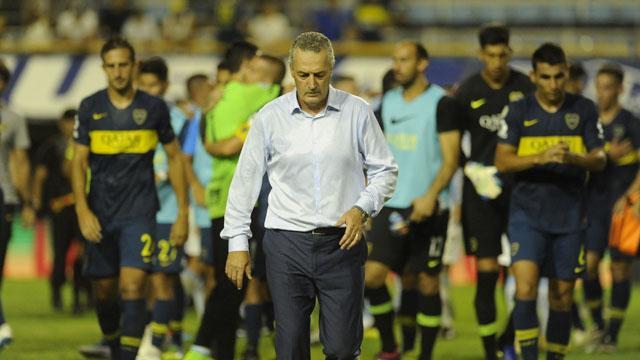 La prioridad de Boca será clasificar a la próxima Copa Libertadores.