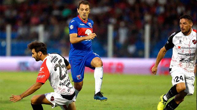 Patronato no pudo aguantarlo y Tigre le ganó un partido vital por la permanencia