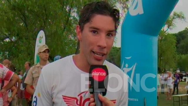 Un uruguayo se quedó con la 10° edición de la Maratón Villa Urquiza - Paraná