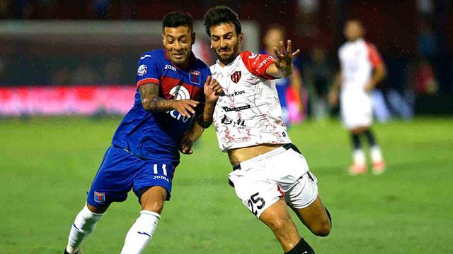 Patronato viene de caer ante Tigre 2-1.