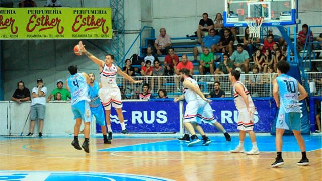 Gran victoria de Olimpia en Concepción del Uruguay. (Foto: Prensa Regatas)