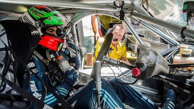 Londero será uno de los 12 pilotos de Ford que estarán presentes en Rafaela.