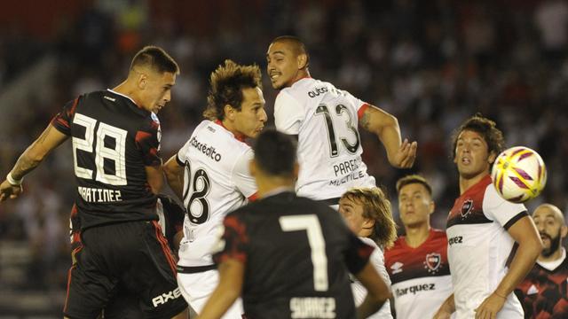 El Millonario mostró su potencial goleador frente a la Lepra en El Monumental.