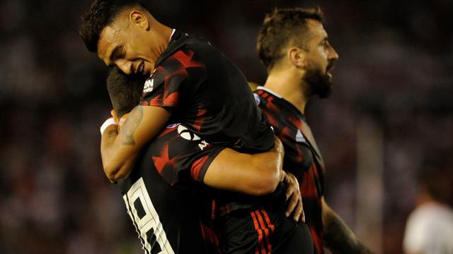 River recibirá a Palestino buscando su primer triunfo en la Libertadores.