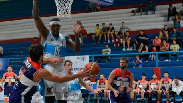 El AEC perdió en Santiago del Estero. (Foto: Independiente BBC)