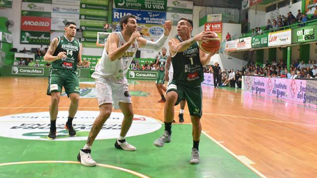 Estudiantes le ganó a Atenas con un triple agónico de Vildoza.