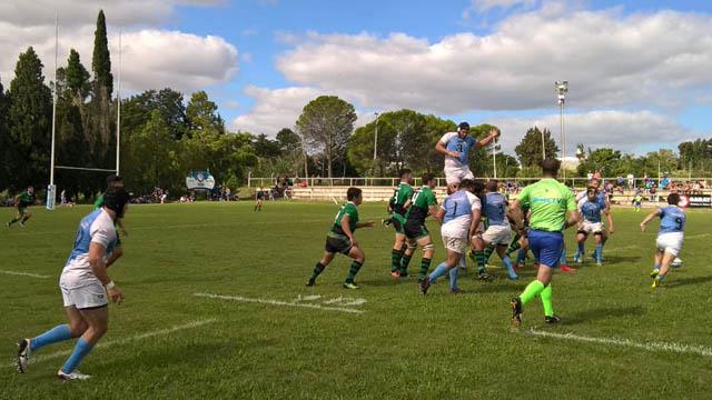 El PRC comenzó con el pie izquierdo (Foto: Tercer Tiempo Rugby)