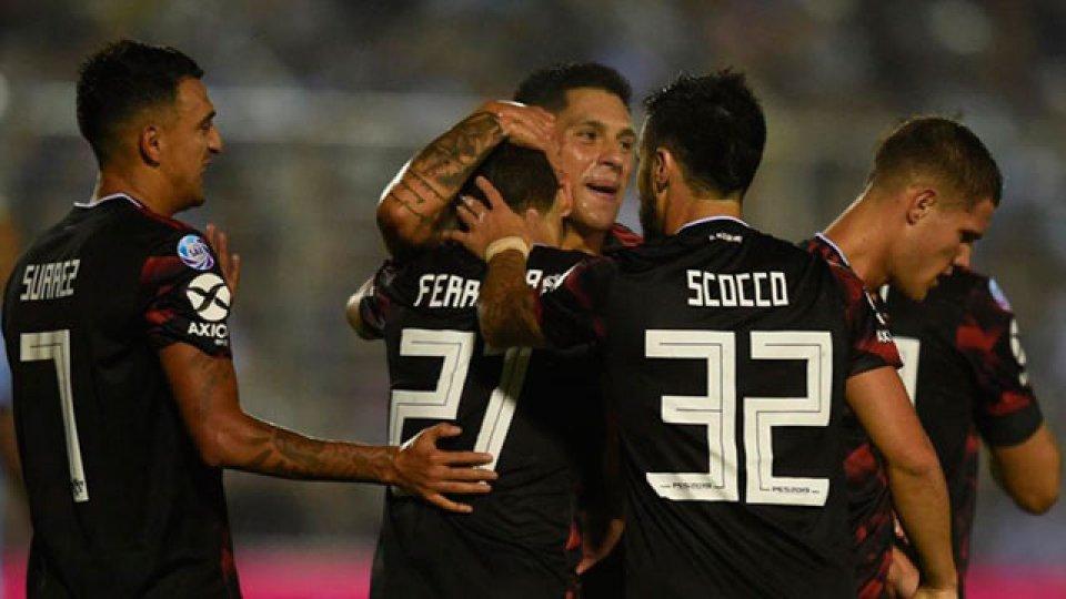 El Millonario tendrá una duro rival en el camino hacia la Libertadores.