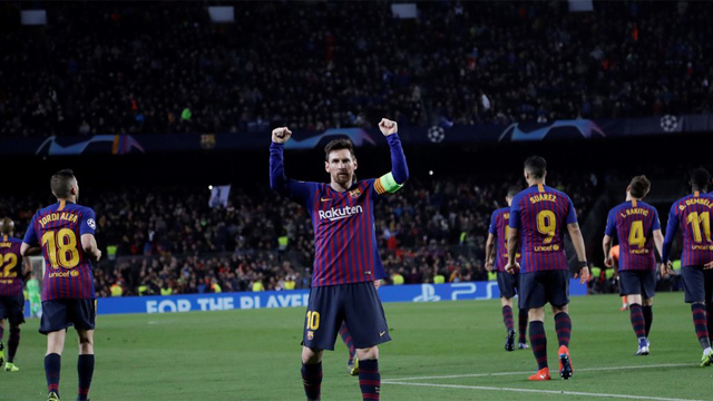 El jugador argentino sigue manteniendo un nivel superlativo.