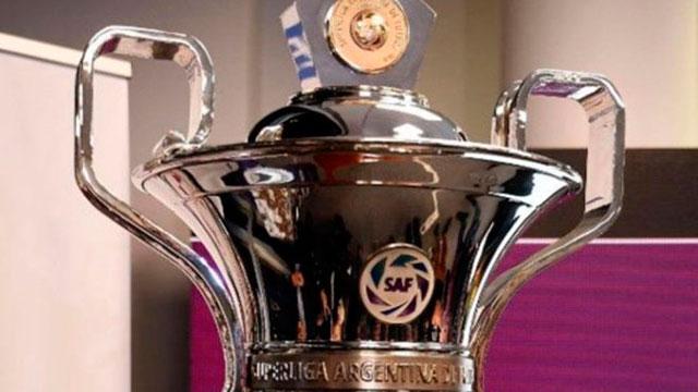 La próxima Superliga jugaría un torneo de 23 fechas.