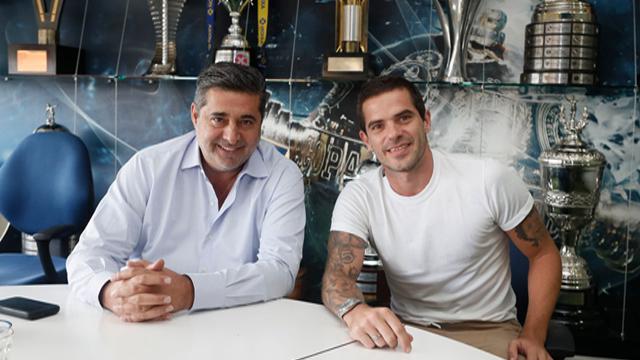 Gago finalizó su vínculo con Boca y el club lo despidió con un comunicado.