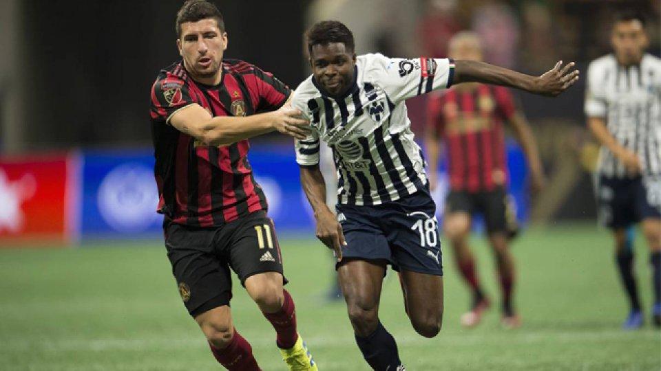 El oriundo de Paraná dijo presente en la victoria de Atlanta, que no alcanzó.